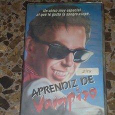 Cine: APRENDIZ DE VAMPIRO / TEEN MOVIE.. SEXO, SANGRE Y ADOLESCENTES - VHS. Lote 23269938