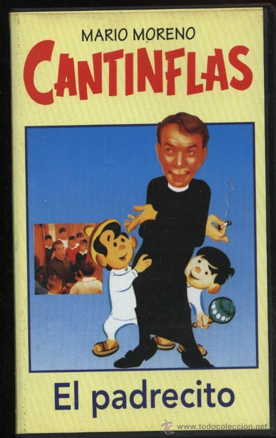 ... EL PADRECITO MARIO MORENO CANTINFLAS COLECCION Nº 1 VHS (Cine - Películas - VHS) ...