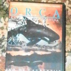 Cine: KITUS1983 --- ORCA : LA BALLENA ASESINA --- (RARÍSIMA!!!). Lote 26620488