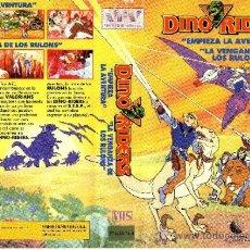 Cine: DINO RIDERS. (ANIMACION - DIBUJOS ANIMADOS). Lote 26577544