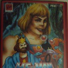 Cine: VHS. HE-MAN Y LOS MASTERS DEL UNIVERSO. VOLUMEN 7. Lote 23705782