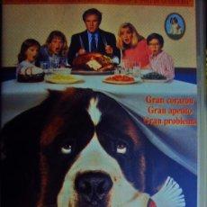 Cine: VHS. BEETHOVEN UNO MÁS DE LA FAMILIA. Lote 23706004