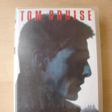 Cine: VIDEO VHS. MISION IMPOSIBLE. TOM CRUISE. Lote 23850035
