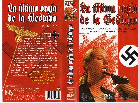 Gestapos ultima orgia