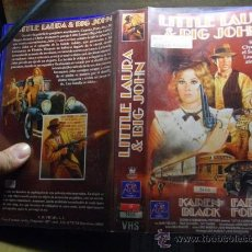 Cine: LITTLE LAURA-VHS. Lote 24361642