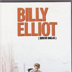 Cine: VHS - BILLY ELLIOT - QUIERO BAILAR. Lote 137961345