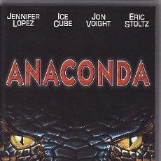Cine: VHS - ANACONDA. Lote 24528919