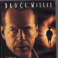 Cine: VHS - EL SEXTO SENTIDO - BRUCE WILLIS. Lote 24528930