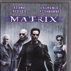 Cine: VHS - MATRIX - CREERAS LO INCREIBLE. Lote 24528942