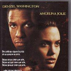 Cine: VHS - EL COLECCIONISTA DE HUESOS. Lote 24528975