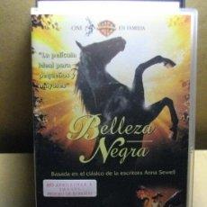 Cine: BELLEZA NEGRA CALIDAD MUY BUENA GRAN CALIDAD-VHS. Lote 24637656