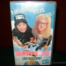 Cine: WAYNE S WORLD VHS. Lote 24911634