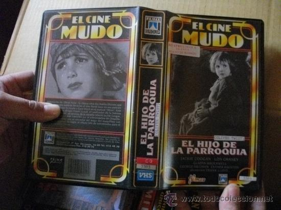 EL HIJO DE LA PARROQUIA-CINE MUDO (Cine - Películas - VHS)