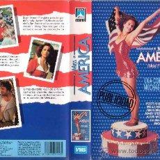 Cine: MISS AMERICA / VHS ORIGINAL. Lote 25029388