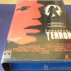 Cine: PROYECTO TERROR (1987) VHS.. Lote 25247505