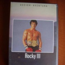 Cine: ROCKY III - SYLVESTER STALLONE. Lote 25989628