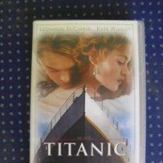 Cine: PELICULA VHS - TITANIC (S). Lote 26070622
