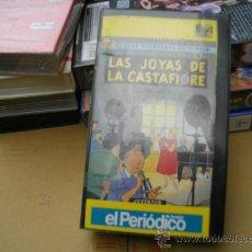 Cine: TIN TIN-DIBUJOS ANIMADOS-VHS-VENTA MINIMA 10 EU. Lote 26278211