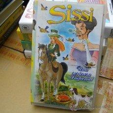 Cine: SISSI-DIBUJOS ANIMADOS-VHS VENTA MINIMA 6 EU. Lote 26278768