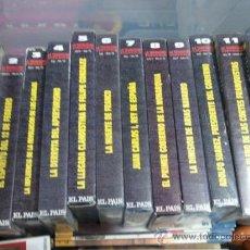 Cine: COLECCION LA TRANSICIÓN ESPAÑOLA 13 CINTAS VHS NUEVAS. Lote 26332132