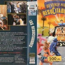 Cine: BEVERLY HILLS RESUCITADORES | CINTA VHS | USA AÑO 1989 | DESCATALOGADA | COMEDIA DE ZOMBIES. Lote 26461971