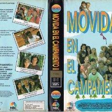 Cine: MOVIDA EN EL CAMPAMENTO 2 | VIDEO VHS | TEEN MOVIE. Lote 32666645