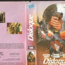 Cine: DISLOQUE - DANIEL DUVAL - MARLENE ROBERT/ VHS . Lote 26747646