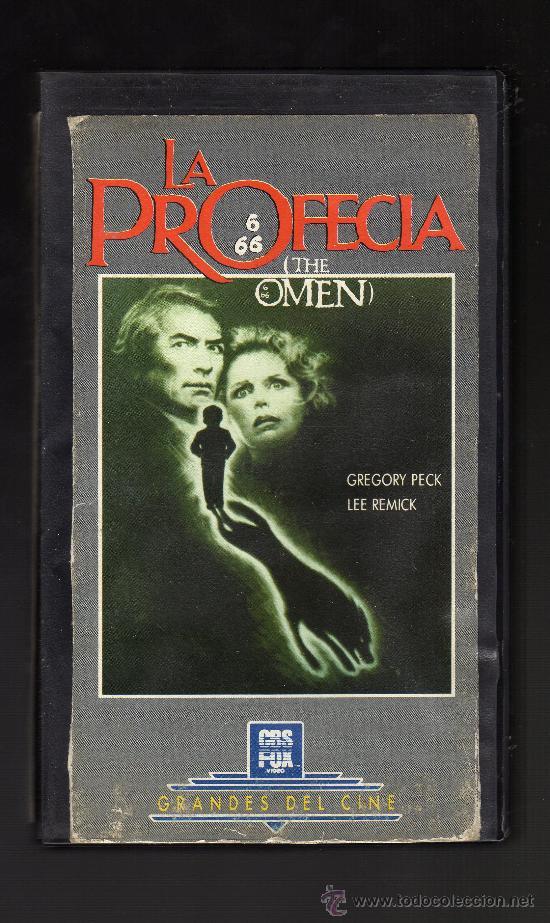 LA PROFECÍA (Cine - Películas - VHS)