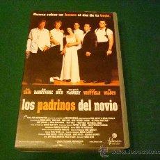Cine: LOS PADRINOS DEL NOVIO. VHS. 8250. Lote 27131357