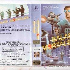 Cine - BALAS MORTALES / VHS - 27584995