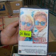 Cine: POSTALES DESDE EL FILO/ VHS PEDIDO MINIMO 6 EU. Lote 27819463