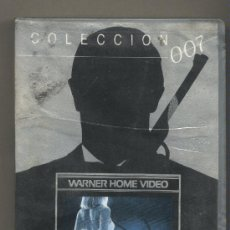 Cine: 007 ALTA TENSIÓN.JAMES BOND. VHS. TIMOTHY DALTON. Lote 27926419