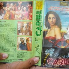 Cine: MISS CABIBE / VHS. Lote 27948618