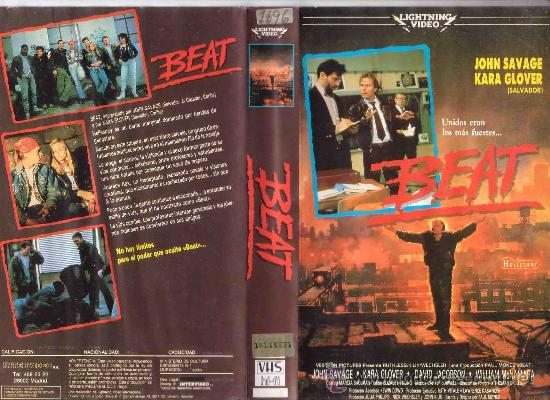 BEAT -VHS (Cine - Películas - VHS)