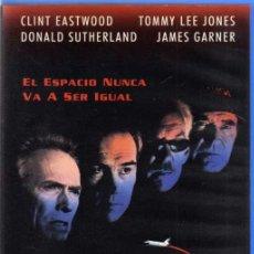 Cine: VHS ORIGINAL - SPACE COWBOYS - CLINT EASTWOOD, TOMMY LEE JONES, DONALD SUTHERLAND, JAMES GARNER.... Lote 28213939