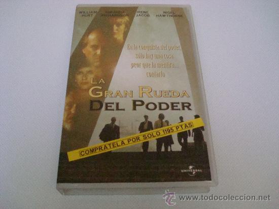 LA GRAN RUEDA. VHS. 113 (Cine - Películas - VHS)