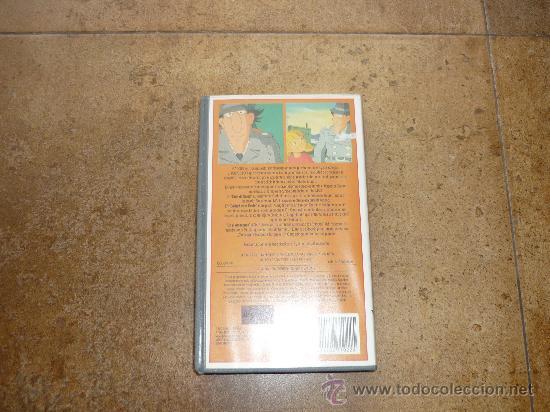 Cine: VHS INSPECTOR GADGET - ANIMACION VIDEO COLECCION AÑOS 80 65´APROX - Foto 2 - 28463771