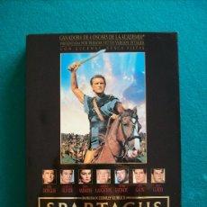 Cine: ESPARTACO - EDICIÓN COLECCIONISTA (VHS). Lote 28515465