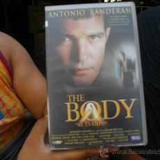 Cine: THE BODY/VHS. Lote 28973432