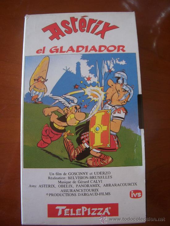 PELICULA ASTERIX (Cine - Películas - VHS)