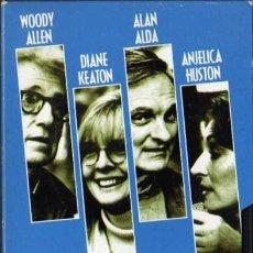 Cine: VHS ORIGINAL - MISTERIOSO ASESINATO EN MANHATTAN - WOODY ALLEN / DIANE KEATON / ALAN ALDA. Lote 29116443