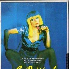 Cine: VIDEO VHS - LA PASION DE CHINA BLUE - KATHLEEN TURNER / ANTHONY PERKINS. Lote 29367821
