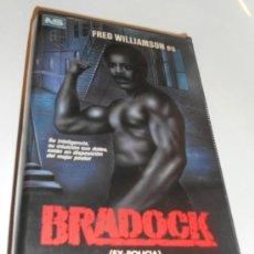 Cine: KITUS1983 --- BRADOCK : EX-POLICIA --- (RARÍSIMA!!!) DE Y CON FRED WILLIAMSON. Lote 29555395