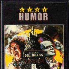 Cine: VHS - EL JOVENCITO FRANKESTEIN - MEL BROOKS, GENE WILDER, MARTY FELDMAN.... Lote 29558889