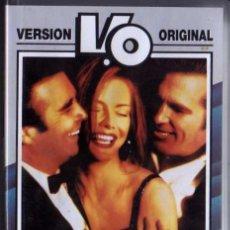 Cine: VHS - THE FABULOUS BAKER BOYS - JEFF BRIDGES, MICHELLE PFEIFFER... - V.O. SUBTITULADA AL CASTELLANO. Lote 29634994