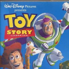 Cine: WALT DISNEY - TOY STORY (JUGUETES) VHS. Lote 29733576