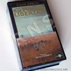 Cine: GRITA LIBERTAD - PELÍCULA VHS DRAMA HECHO REAL CRIMEN SUDÁFRICA RACISMO PERIODISMO HISTORIA CINE. Lote 30155127