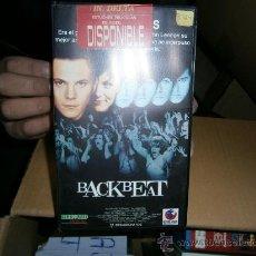 Cine: BACK BEAT.VHS. Lote 30330461