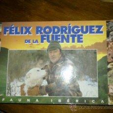 Cine: COLECCION FELIZ RODRIGUEZ DE LA FUENTE. Lote 30386069