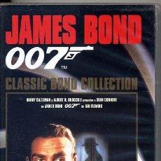 Cine: JAMES BOND - GOLDFINGER / SEAN CONNERY (VHS). Lote 30474886